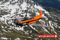 Pilatus Pc7 T7-PCS air to air luftbilder